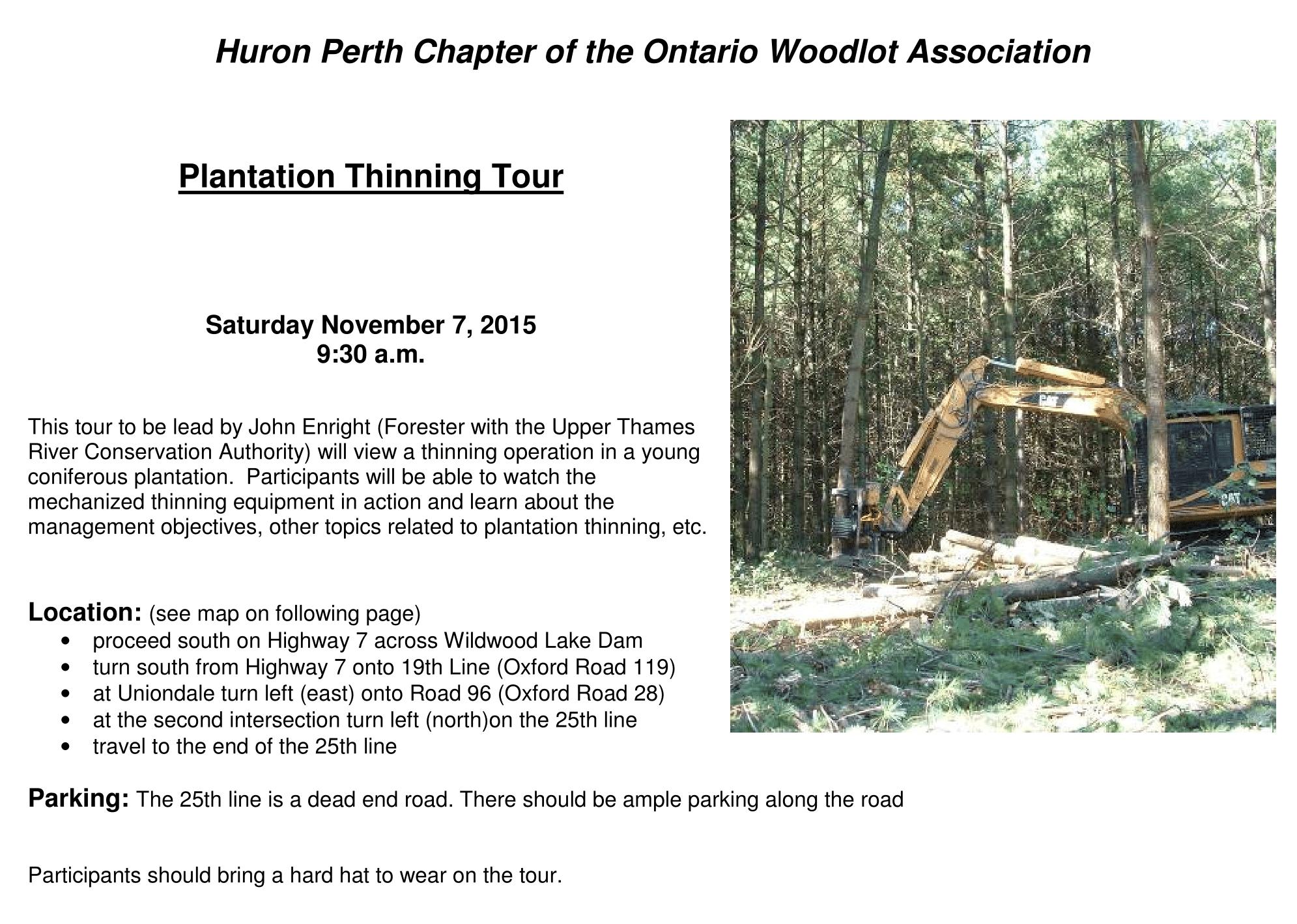 Plantation Thinning Tour Nov 7, 2015 compressed-1